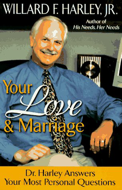 Your Love and Marriage Dr. Harley Answers Your Most Personal Questions cover