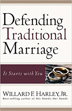 Defending Traditional Marriage It Starts with You cover