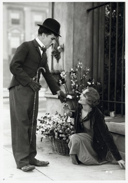 City Lights (1931), regarded as one of Chaplin's finest works