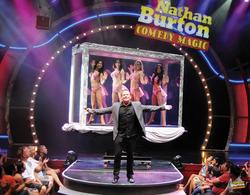 """Nathan Burton Comedy Magic"""