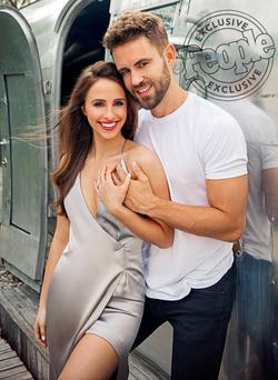 Vanessa Grimaldi andNick ViallafterThe Bachelor (season 21)