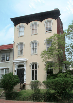 3401 Prospect St, home to                                 ΔΦΕ                                .