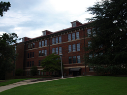 College of Business and Behavioral Sciences administration is at Sirrine Hall.