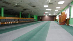 """""""Inside view of the facility"""""""