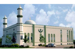 """""""Mosque view from outside"""""""