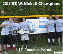 A tribute to Cameron Snead