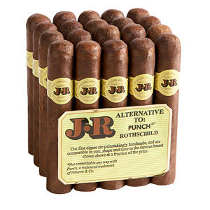 Pic from JR Cigar.