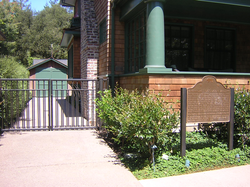 Packard's garage, the birthplace of Silicon Valley
