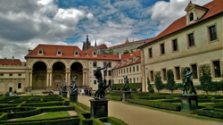 Wallenstein Palace, seat of the Senate
