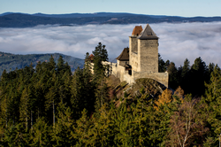 Bohemian Forest foothills, southwestern Bohemia