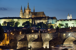 Prague is one of the most visited cities in Europe.