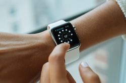 The Apple Watch quickly became the best-selling wearable device, with the shipment of 11.4 million smart watches in the first half of 2015, according to analyst firm Canalys.                                                   [3]