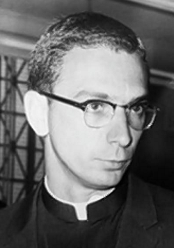 Father John Feit when he was young.