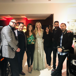 Antik Bose attending the Rolls-Royce Orange County's Century Club Dinner organized by Rolls-Royce Orange County, Cognac Louis XIII and Nobleman Magazine.