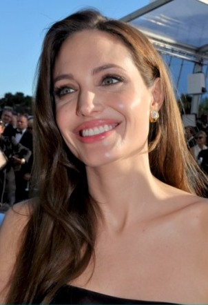Jolie at the 2011 Cannes Film Festival