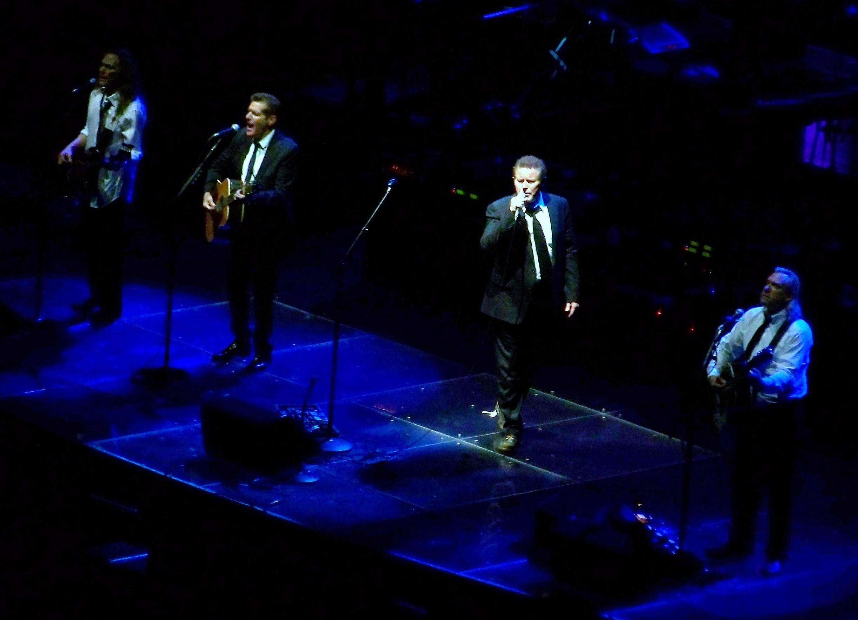 Eagles performing in Berlin, 2009
