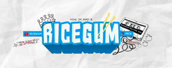 Some Ricegum graffitti art.