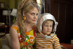 Casey Simpson with Jennifer Morrison​ in Five