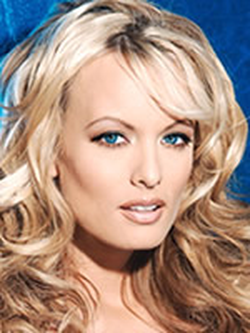 Undated picture of Stormy