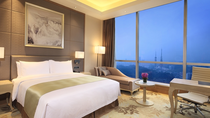 King One Bed Room Suite