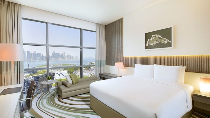 King Guest Room Sea View