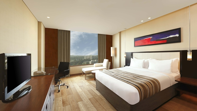 Executive room with view