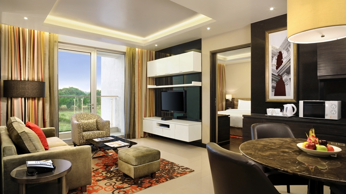 Suite Room-Living Area