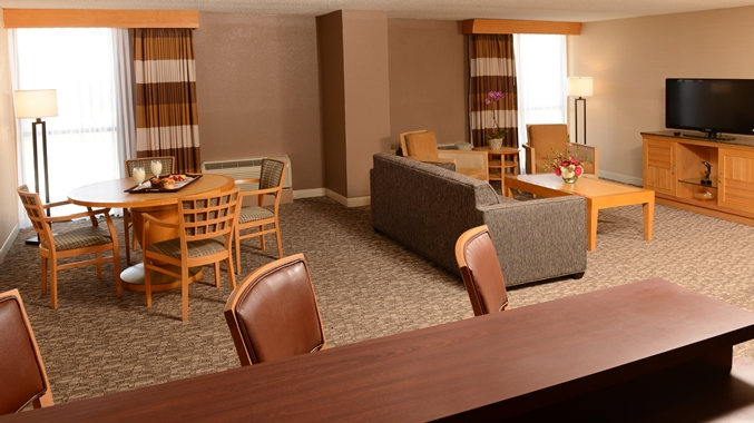 Virginia Beach Presidential Suite