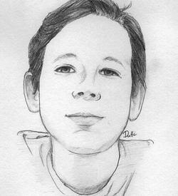 A caricature