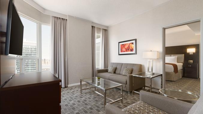 King Bed Suites