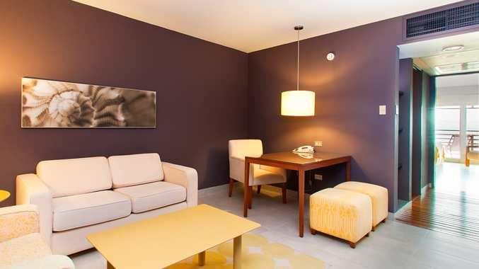 Peru- Suite Living Area with Sofa