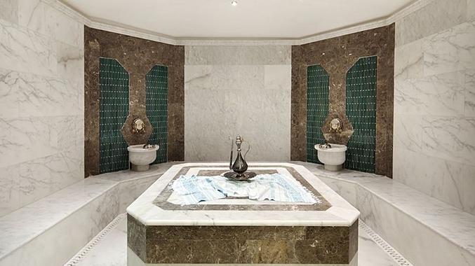 Turkish Bath (hammam)
