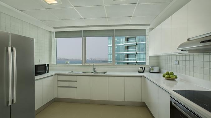 Three Bedroom Suite Kitchen