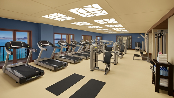 Fitness By DoubleTree