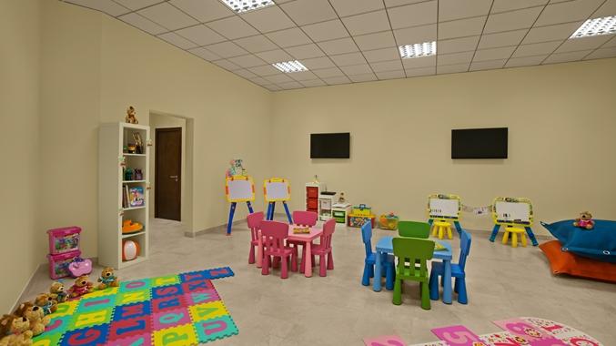 Kids Club indoor