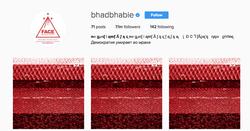 Her Instagram hacked