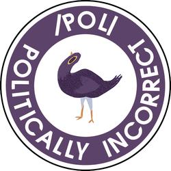 Trash Dove as /POL/ symbol