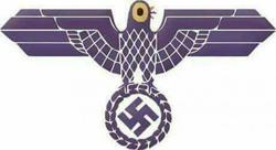 Trash Droves as a Nazi symbol