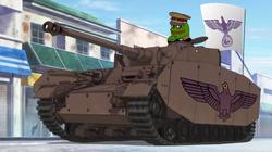 Trash Dove and Pepe