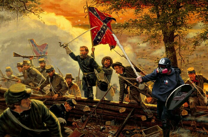 Leading the Confederacy