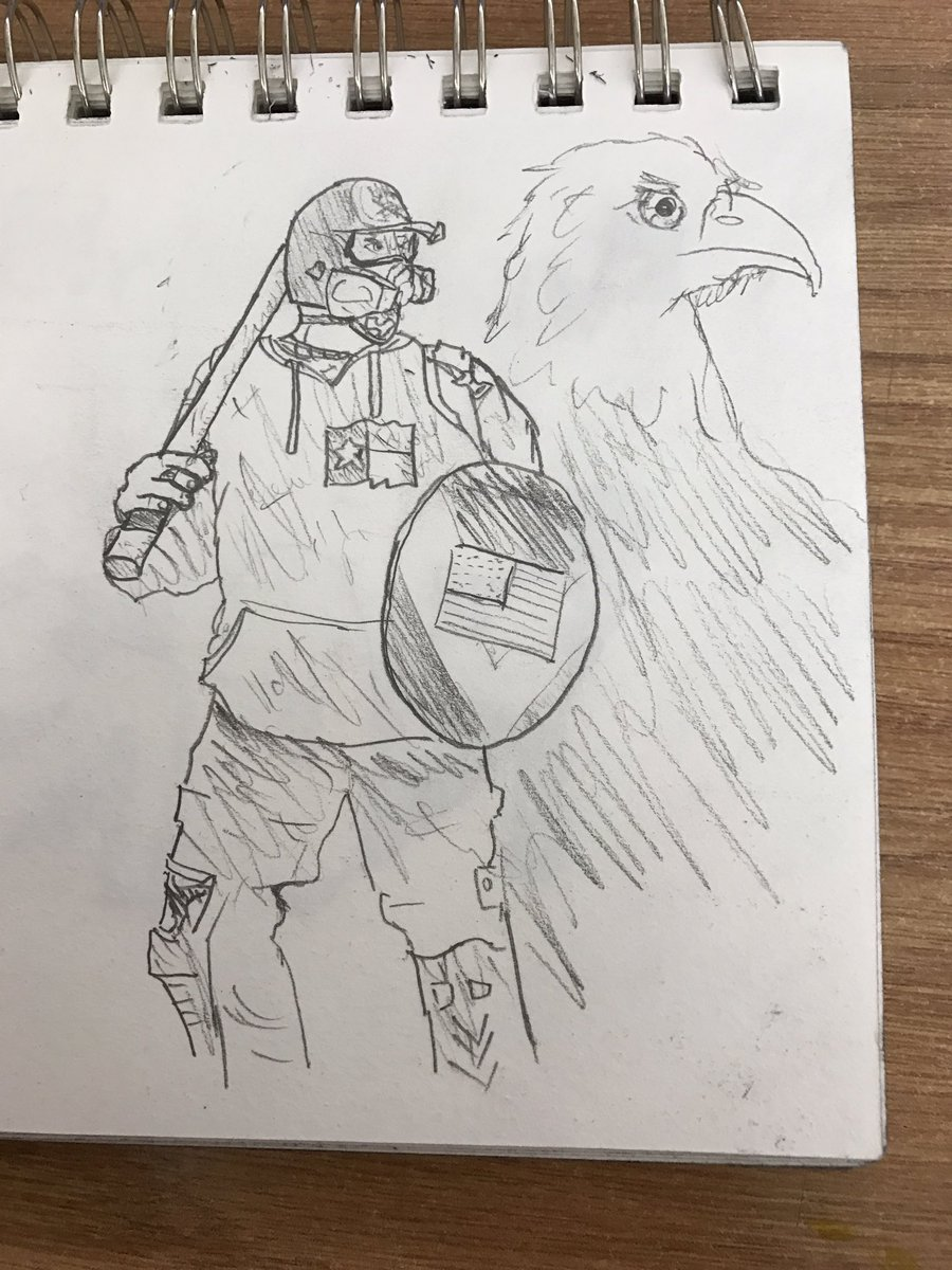 Sketch of Based Stick Man (credit: @zeroclarkth1rty on Twitter; March 6, 2017)