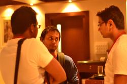 Shikhar Srivastava seen at Dazeinfo DDaymeet at Tango & Calypso, Bangalore (October, 2013).