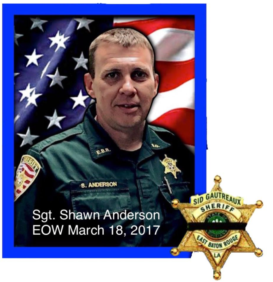 Photo of Sgt. Anderson.
