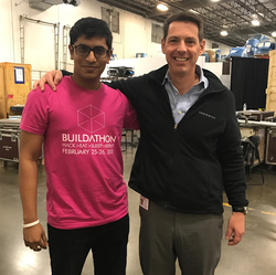 Ishan Goel meets the CEO of Freeman.