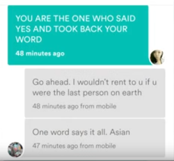 """Tami Barker: """"One word says it all: Asian."""""""