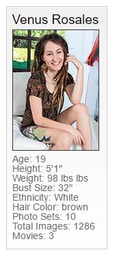 Pornographic profile