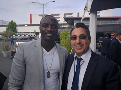 Daniel Shakhani and Akon best known for making pop music,Akon's decided to give filling dancefloors a break in favour of bringing solar energy to people living in rural Africa.The singer has decided to seriously diversify and set up charity Akon Lighting Africa in 2014. The singer, who is of Senegalese-American descent, has recently opened a Solar Academy as part of his effort to bring electricity to 600 million people in rural communities across Africa. Akon