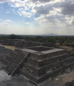 In                               Teotihuacan                              .