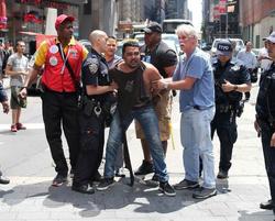 Rojas under arrest