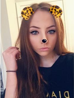Photo of Alyssa using anInstagramfilter[18]